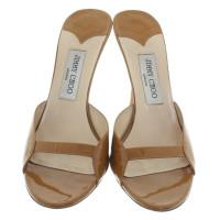 Jimmy Choo Sandals in brown