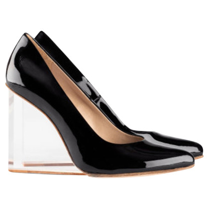 Maison Martin Margiela for H&M pumps in black