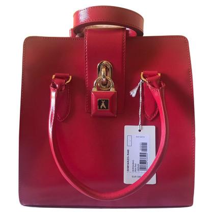 Patrizia Pepe BORSA \ BAG MATT RED