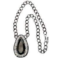 Valentino Long collier avec pendentif