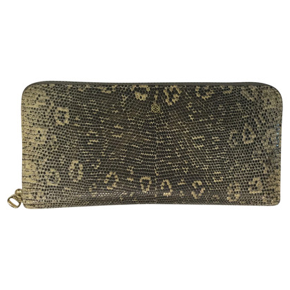 Loewe Purse made of reptile leather