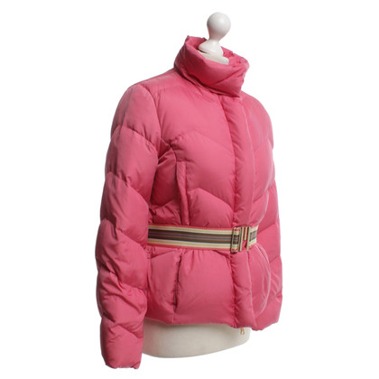 Missoni Down jacket in pink