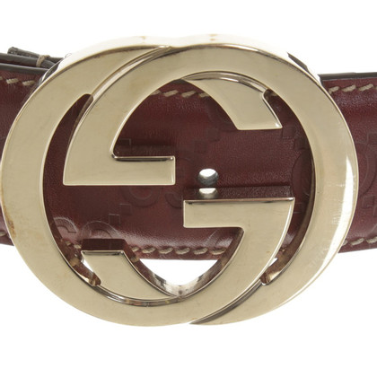 Gucci Belt made of leather