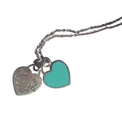 "Tiffany & Co. ""Return to Tiffany"" Pendentif Coeur"