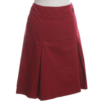 Ted Baker skirt in red