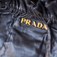 Prada Shoulder bag cross body leather black
