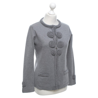 Rena Lange Cardigan in grey