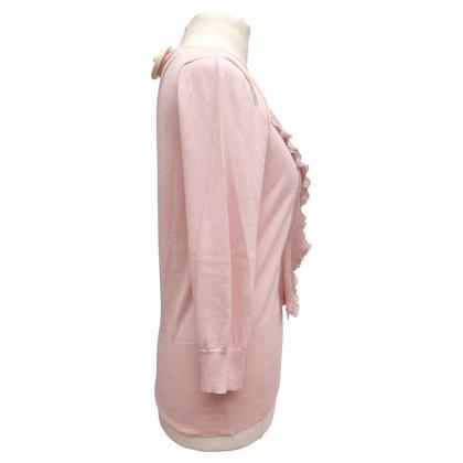Christian Dior Pulli mit Rüschen