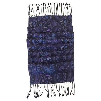 Etro Schal aus Kaschmir/Seide