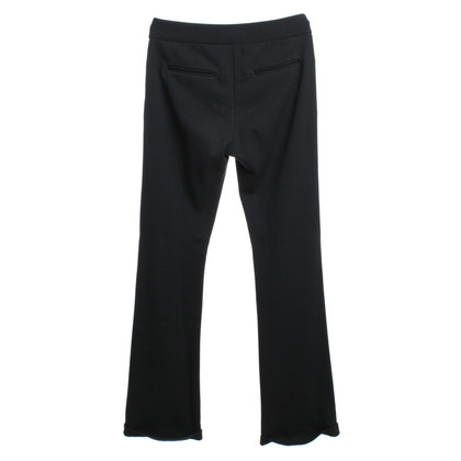 Diane von Furstenberg Jersey broek in grijs