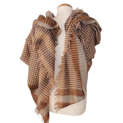 Loewe sciarpa di lana