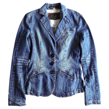Marc Cain Tailored denim jacket