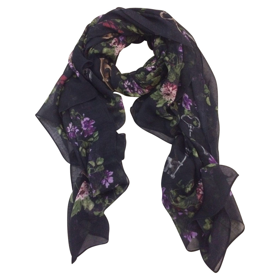 Dolce & Gabbana Scarf cashmere/silk