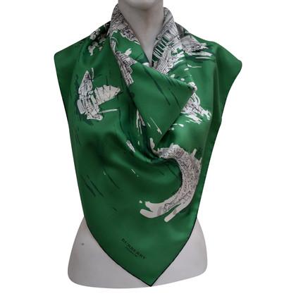 Burberry Prorsum Zijden sjaal patronen
