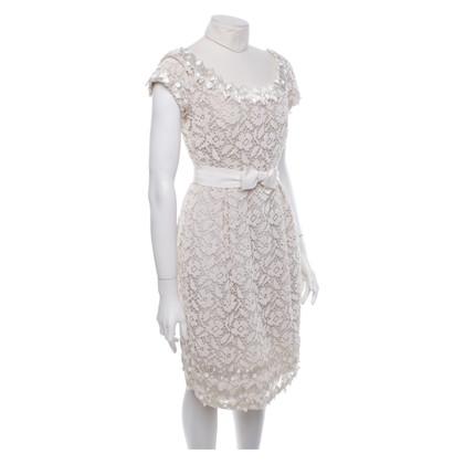 Giambattista Valli Dress in cream