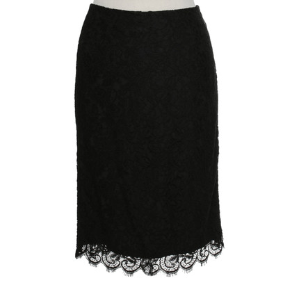 Ralph Lauren skirt black lace