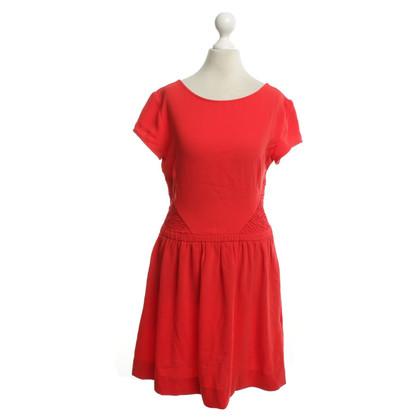 Maje Kleid in Rot