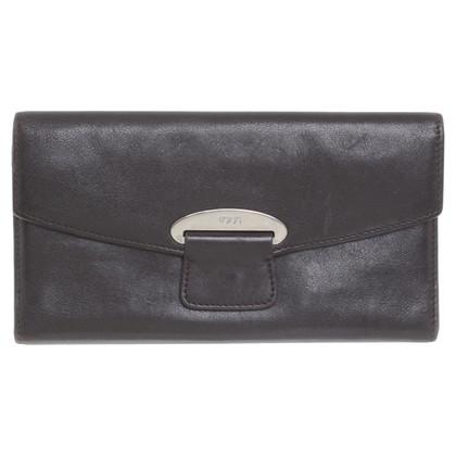 Tod's Wallet in dark brown