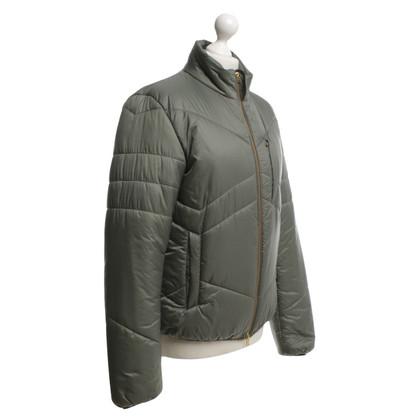 Closed Jacket in light khaki