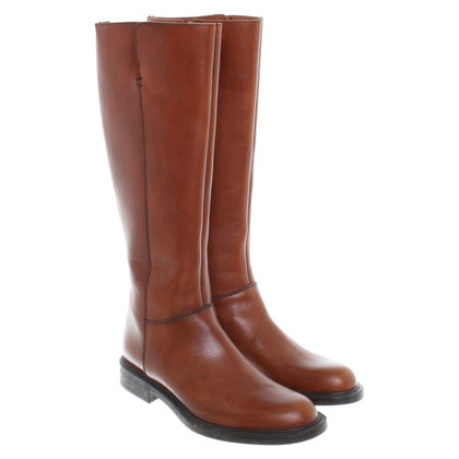 Philosophy di Alberta Ferretti Leather boots