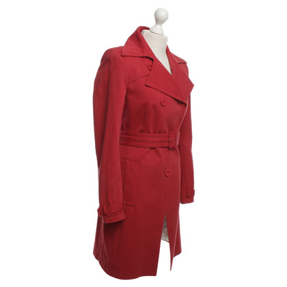 Drykorn Cappotto in rosso