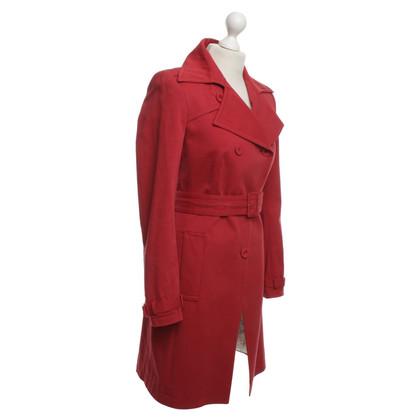 Drykorn Coat in red