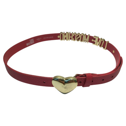 Moschino Love belt