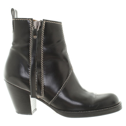 Acne Boots in black