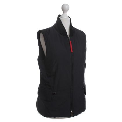 Prada Vest in black