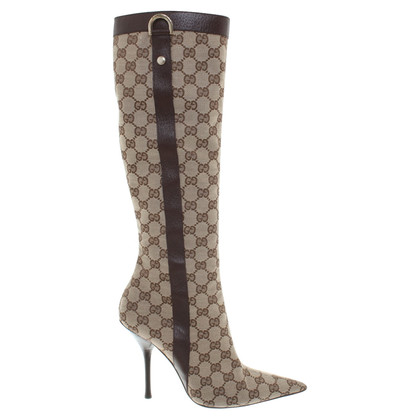 Gucci Boots with pattern