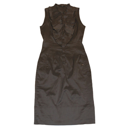 Hugo Boss Folding dress with ruffle