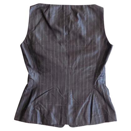 Akris Striped vest