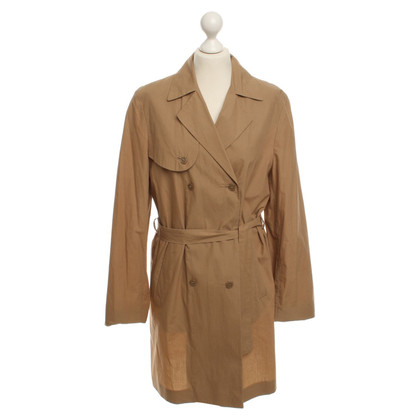 Hugo Boss Trenchcoat in Ocker