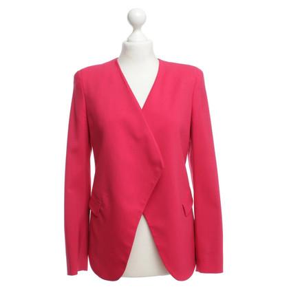 Etro Roze wol Blazer