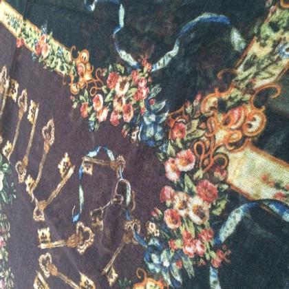 Dolce & Gabbana Sciarpa cashmere/seta