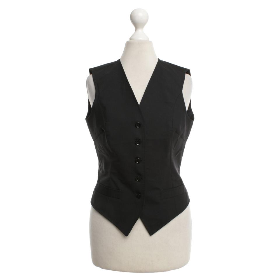 Dolce & Gabbana Vest in black