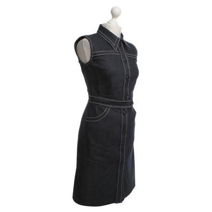Prada Dress of dark denim