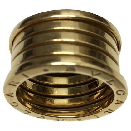 Bulgari Ring geel goud