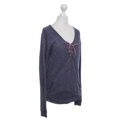Maison Scotch Pullover in Blau