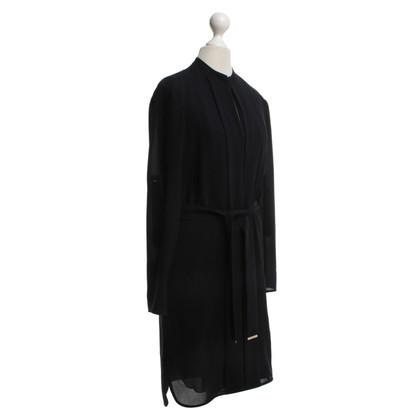 Hugo Boss Kleid in Dunkelblau