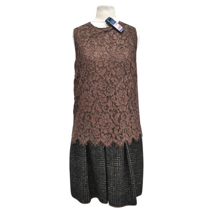 Dolce & Gabbana Dress with material mix