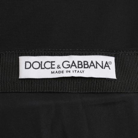 mit Dolce Metallnieten Dolce Schwarz Gabbana Rock amp; amp; Rq4TwXrR