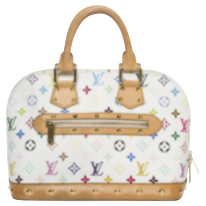 "Louis Vuitton ""Alma PM Monogram Multicolore Canvas"""