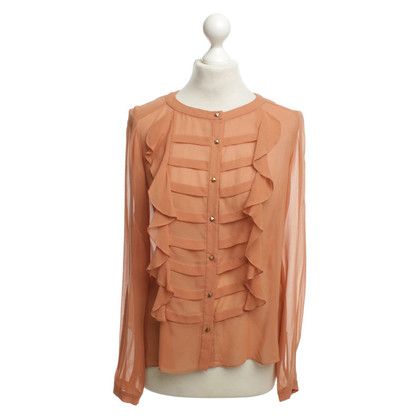 By Malene Birger oranje Blouse