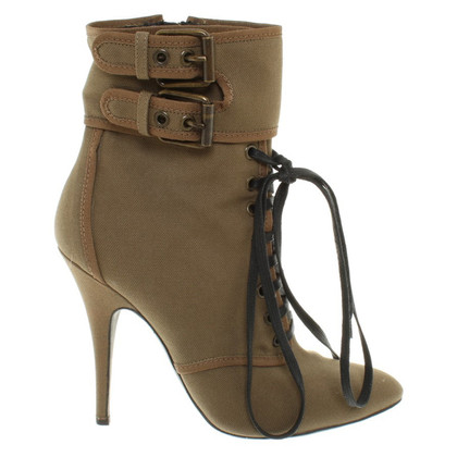 Giuseppe Zanotti Boots in Olive