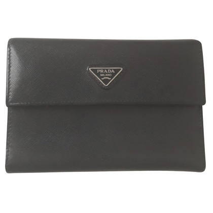 Prada Blue night wallet