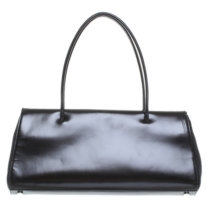 Jil Sander Handtasche aus Glattleder