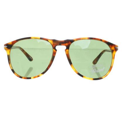 Persol Sonnenbrille mit Schildpattmuster
