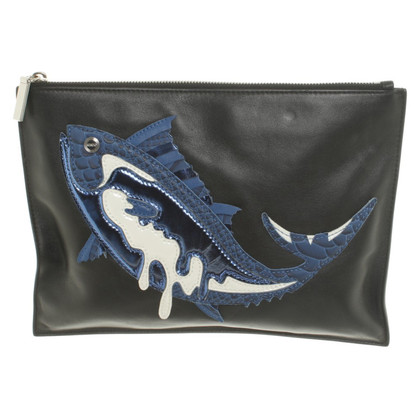 Kenzo Pochette with application