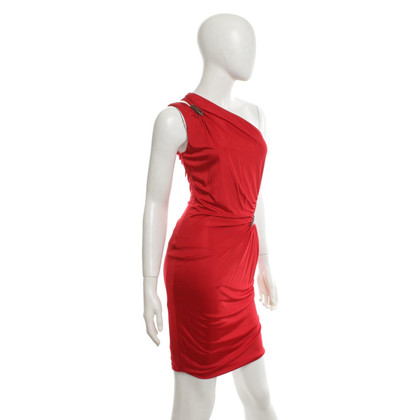 Roberto Cavalli Dress in red